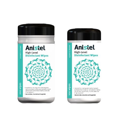 Anistel High Level Surface Disinfectant Wipe